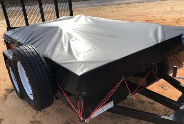 Sure Trac Utility Trailer Tarp