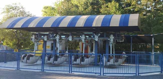 Amusement Park Tarp