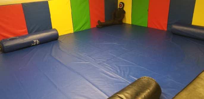MMA Floor Cover