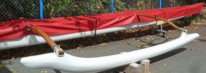 Outrigger Canoe Cover