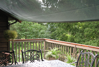 Replacement awning