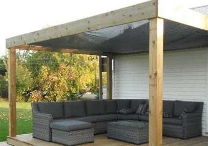 Shade canopy - Sun screen