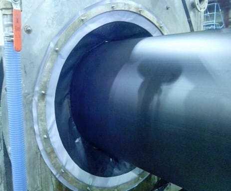 Industrial gasket tarp