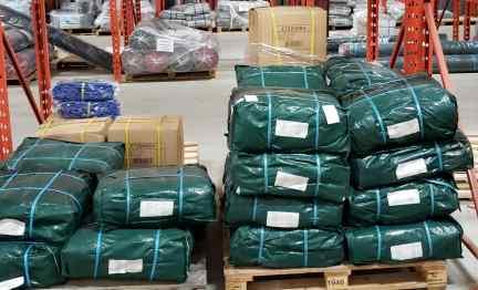 6oz heavy duty thick poly tarps