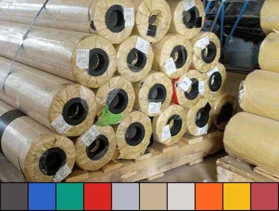 18 oz vinyl rolls