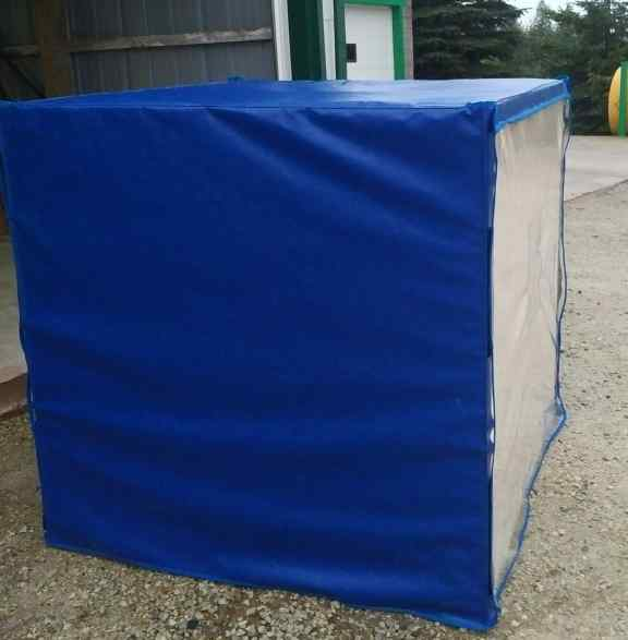 18 oz waterproof vinyl tarps
