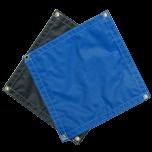 Heavy duty waterproof vinyl tarp